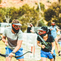 Bubbelbal, Lasergamen, Archery Tag en Lasergamen