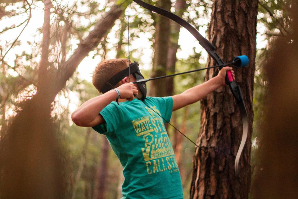 huren archery tag