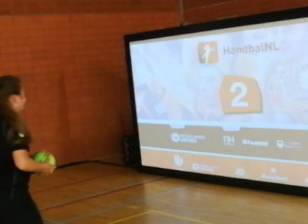X-Wall handbal