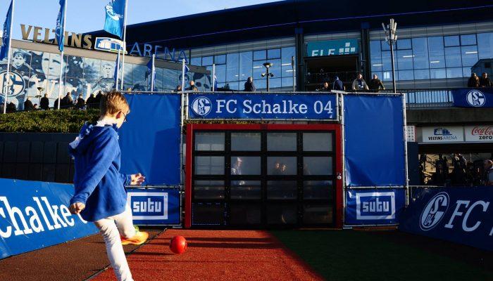 Open dag Schalke